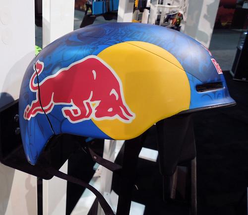 Smith Bobby Browns Broken Redbull Maze Helmet