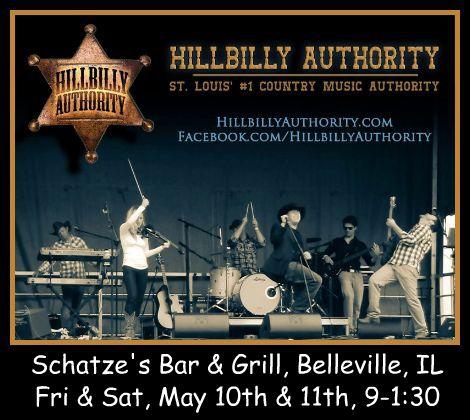 Hillbilly Authority 5-10, 5-11-13