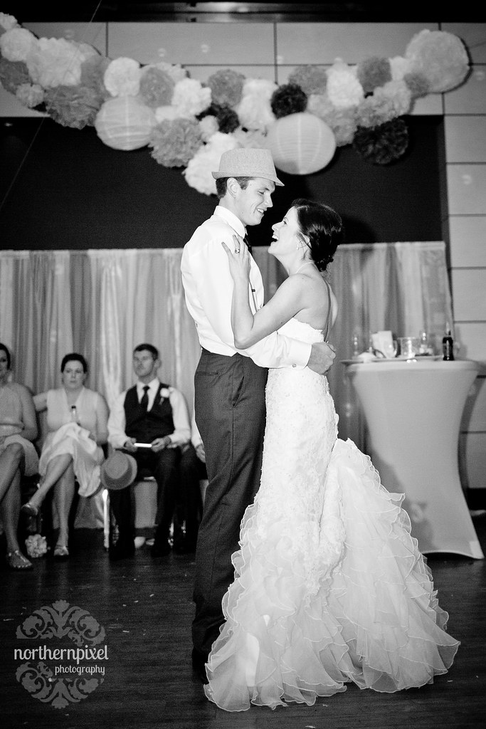 First Dance Ramada Prince George