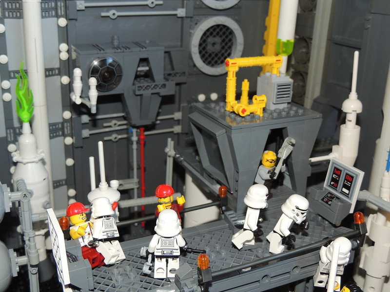 No blasters! by LucasLaughing on Eurobricks