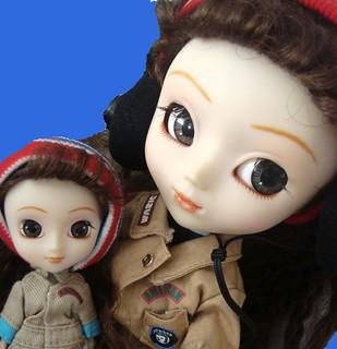 Assa and little Assa