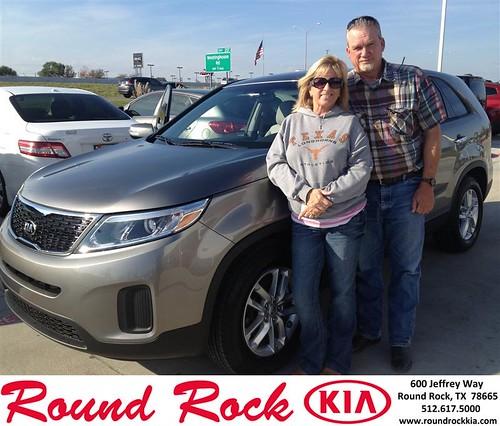 Thank you to Robert Naumann on your new 2014 #Kia #Sorento from Bobby Nestler and everyone at Round Rock Kia! #NewCar by RoundRockKia