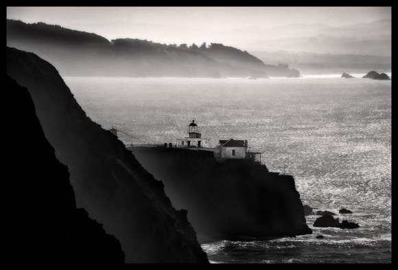 Point Bonita Light - Battery Mendell - 2011
