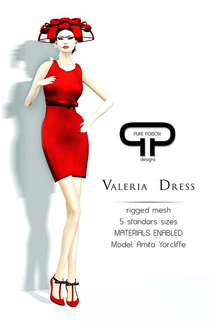 Pure Poison - Valeria Dress