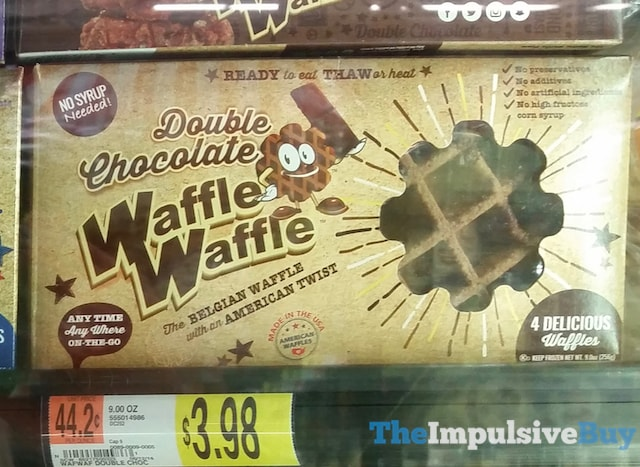 Double Chocolate WaffleWaffle