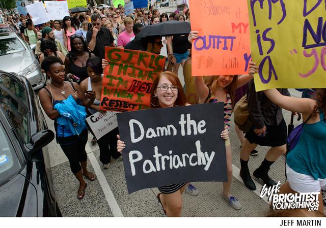 Slutwalk 2013 U ST