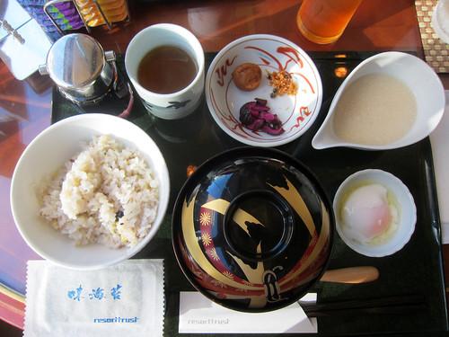 Tororo Gohan Breakfast Set