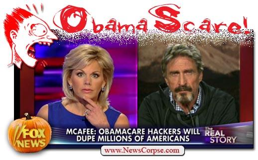 Fox News Obama Scare