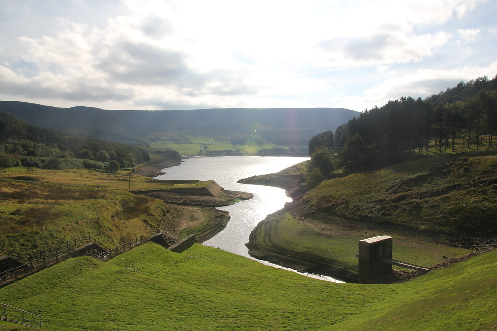 Dove Stone Reservoir, Saddleworth