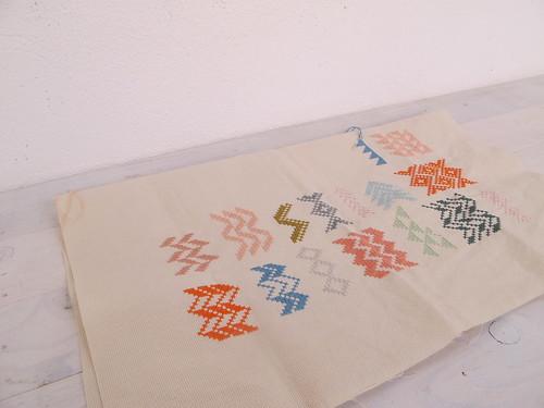 embroidery by Hermine Van DIjck