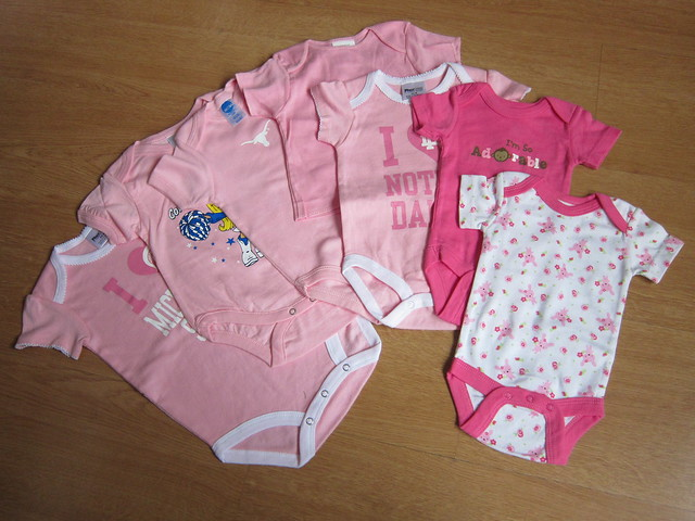 Baby clothes for Wanda