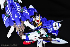 Metal Build 00 Gundam 7 Sword and MB 0 Raiser Review Unboxing (75)
