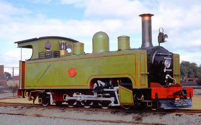 R4369.  2' Gauge NG4 at De Aar. 3rd September,1972.