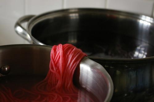 Kool Aid Dyeing - 5