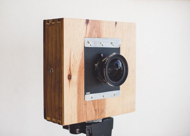 DIY 5x7 camera