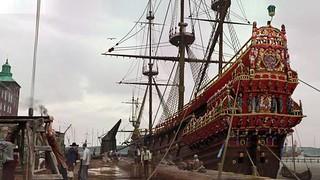 Imagen figurada del Vasa Original en 1628 buque de guerra Vasa, viaje a Estocolmo 1628 - 14083791183 53c523852d n - buque de guerra Vasa, viaje a Estocolmo 1628