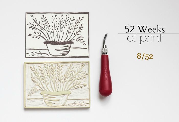52 Weeks of Print: 8/52