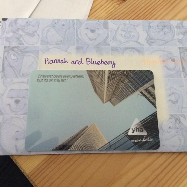 I got mail!!!! From @jellyslugxxx!!!!!