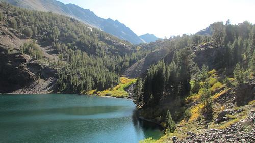 Virginia Lakes to Summit Pass