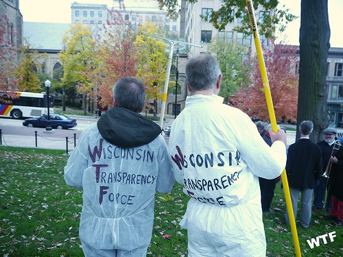 Wisconsin Transparency Force