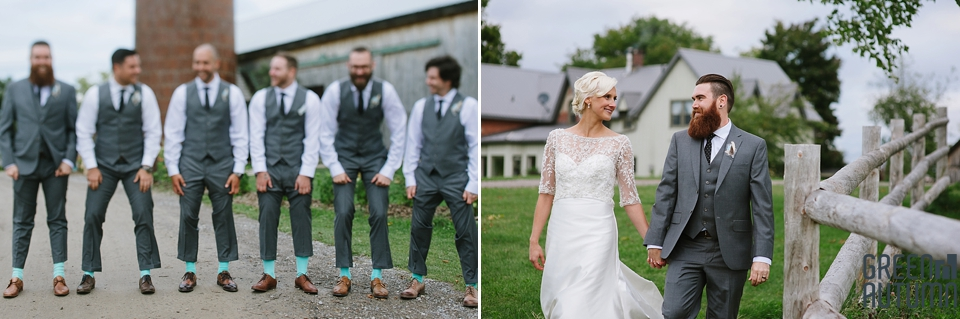 Autumn South Pond Farms Wedding Photography 0058