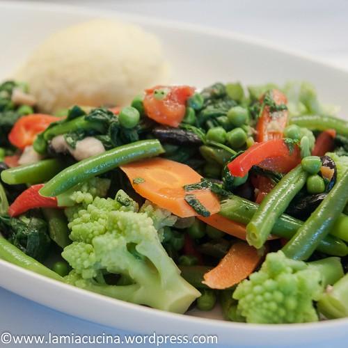 Gemüseallerlei mit Polenta 2013 09 23_1772