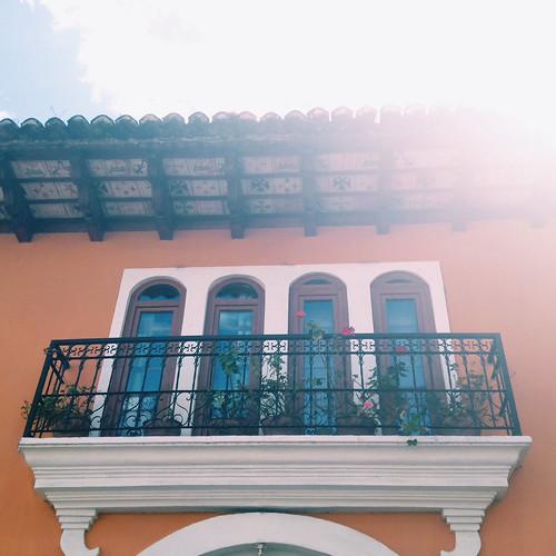 Sunshine in Antigua