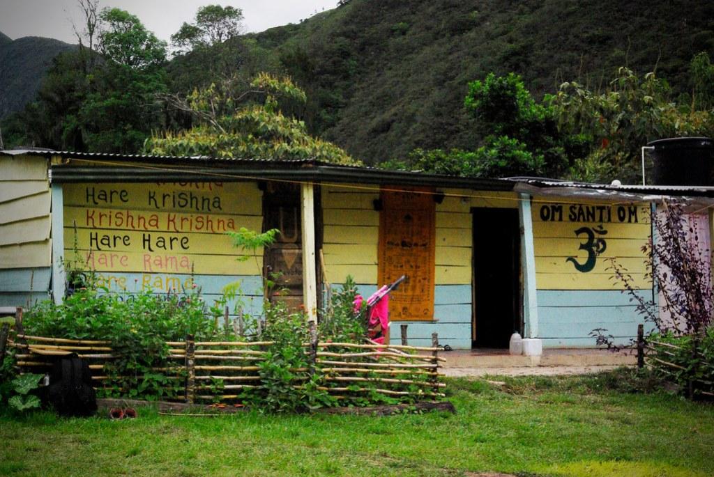 Casa de descanso Govinda Dam