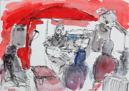Tennessee Jazz Bar 2nd Sept 2013