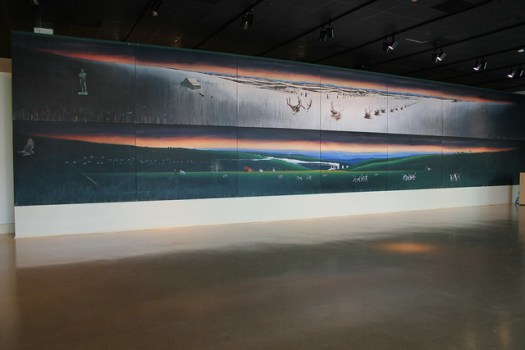 William Dunlap, 'Panorama of the American Landscape' at MS Museum of Art