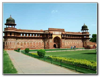 Agra Jahangiri Mahal
