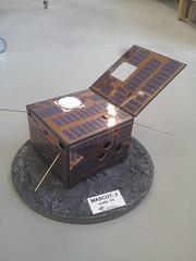 Mascot-2 lander model