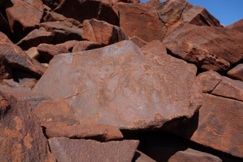 Dampier - Rockart (on Flickr)