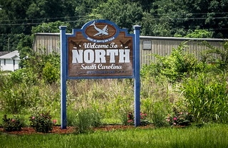 North, South Carolina - Confusing