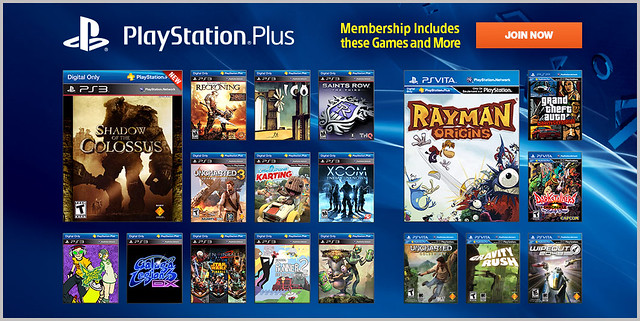 PlayStation Plus Update 10-8-2013