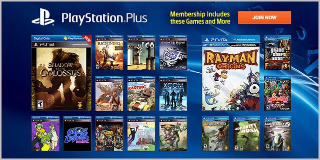 PlayStation Plus Update 10-8-2013