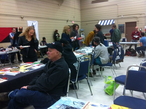 Edmonton Anarchist Book Fair 2013