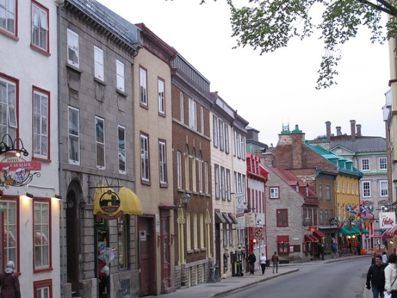 Vieux Quebec, Quebec City Couchsurfing review