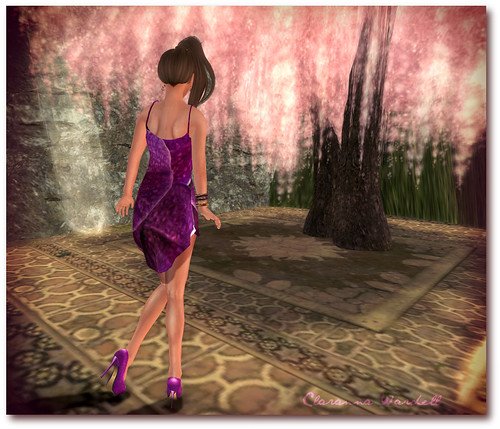 Purple Orchid Dress 4