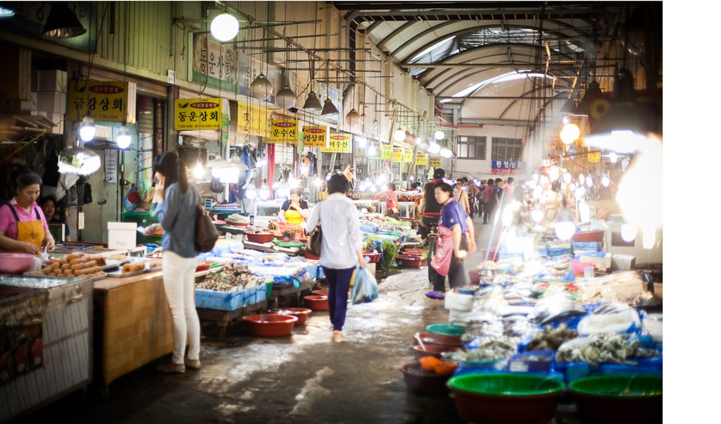 Yangdong market