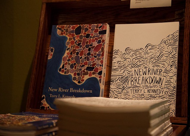 New River Breakdown Book Release