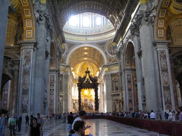 Basílica San Pedro Roma