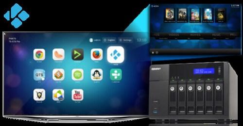แปลง QNAP Turbo NAS ของคุณให้เป็น Media Player ด้วย KODI