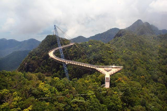 Sky bridge - Langkawi