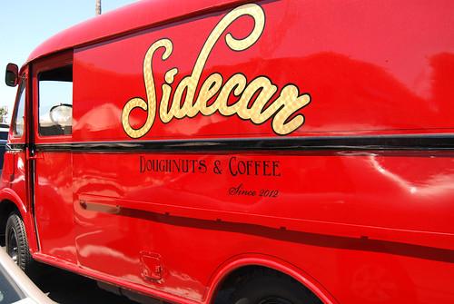 Sidecar truck