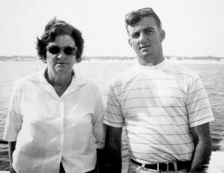 Edith and Gary Brown