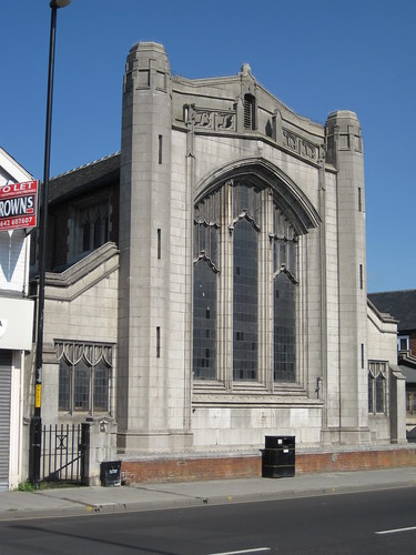 Park Presbyterian Church 1923, Middlesbrough