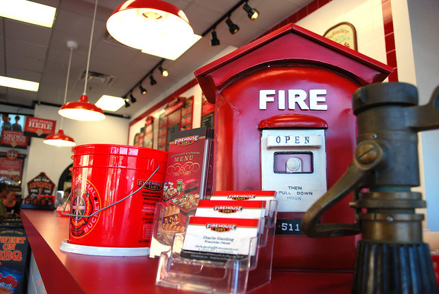 Firehouse decor 2