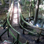 Cypress Falls Bridge