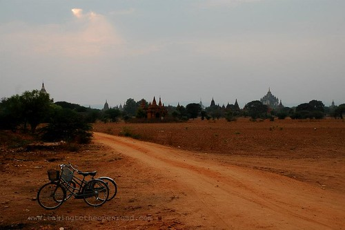 Bagan bicycles